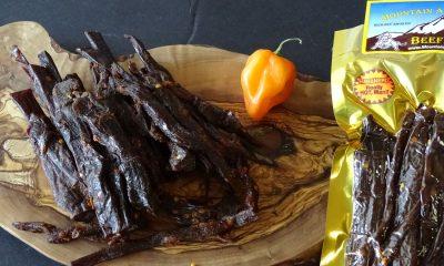 Habanero-Beef-Jerky