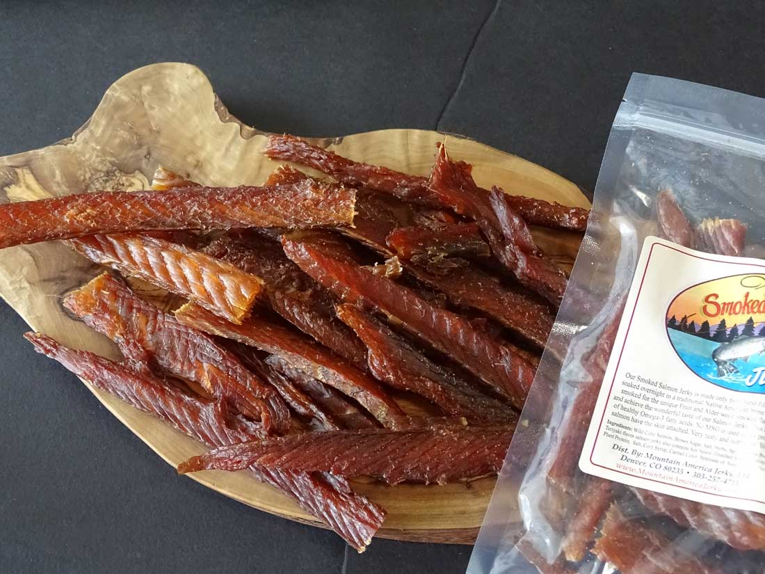 Homemade Beef (or Turkey Or Fish) Jerky Recipes — Dishmaps