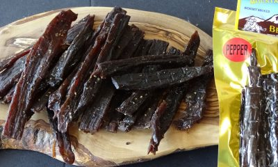 Peppered-Beef-Jerky