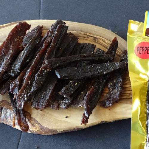 process of beef jerky Beef jerky is a great way to get a little pick me up during your day and is a great making your cutting process a breeze how to make beef jerky in a.