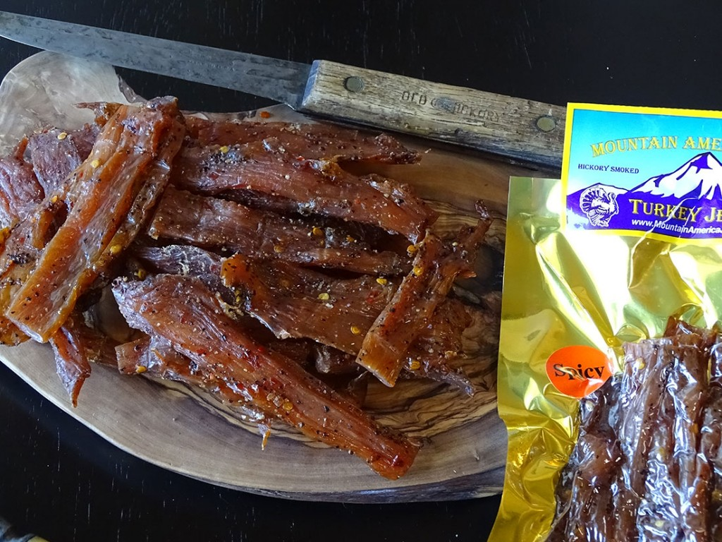 Spicy Turkey Jerky