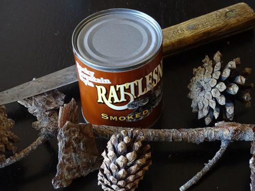 Smoked Rattlesnake