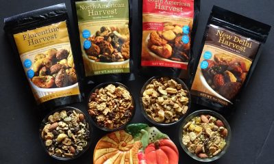 Healthy Snack Mix Varieties