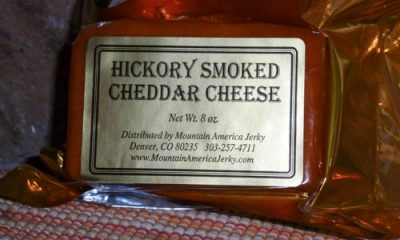 Hickory Smoked Cheddar Cheese