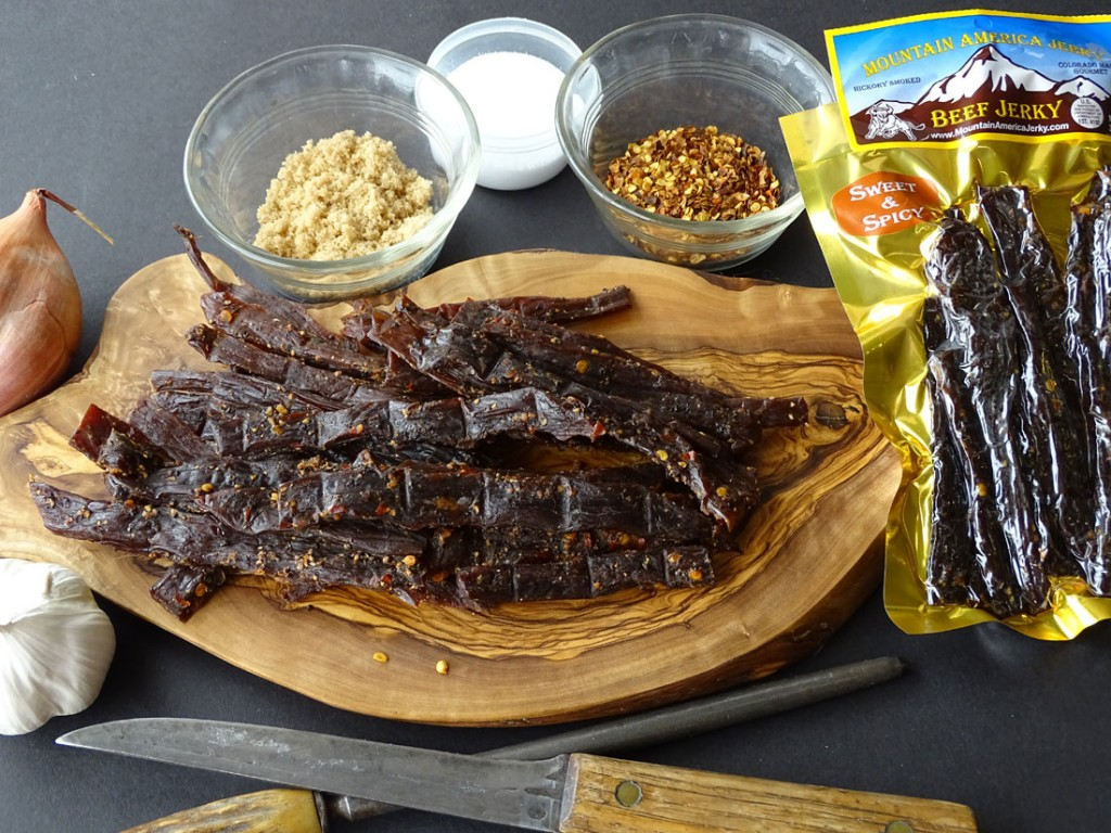 Sweet-&-Spicy-Beef-Jerky