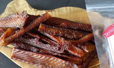 Teriyaki-Salmon-Jerky