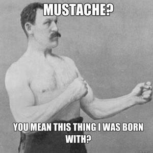 manlyman mustache