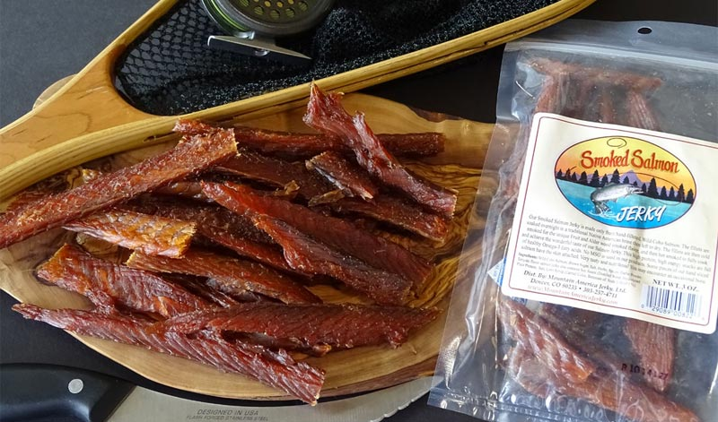 Fish Jerky Superfood