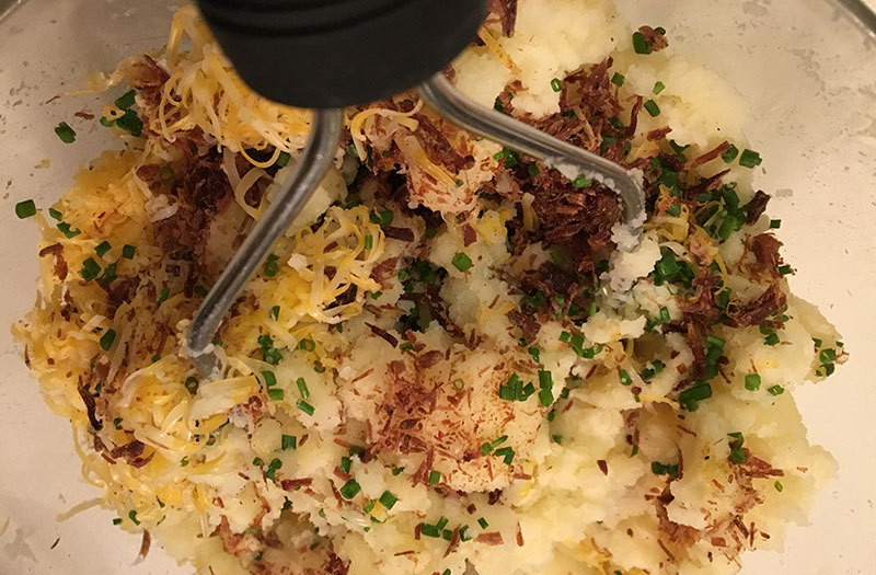 mashing-potatoes-and-jerky