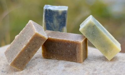 Mountain Man bar soap