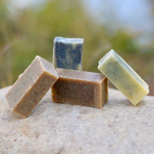 Mountain Man bar soap
