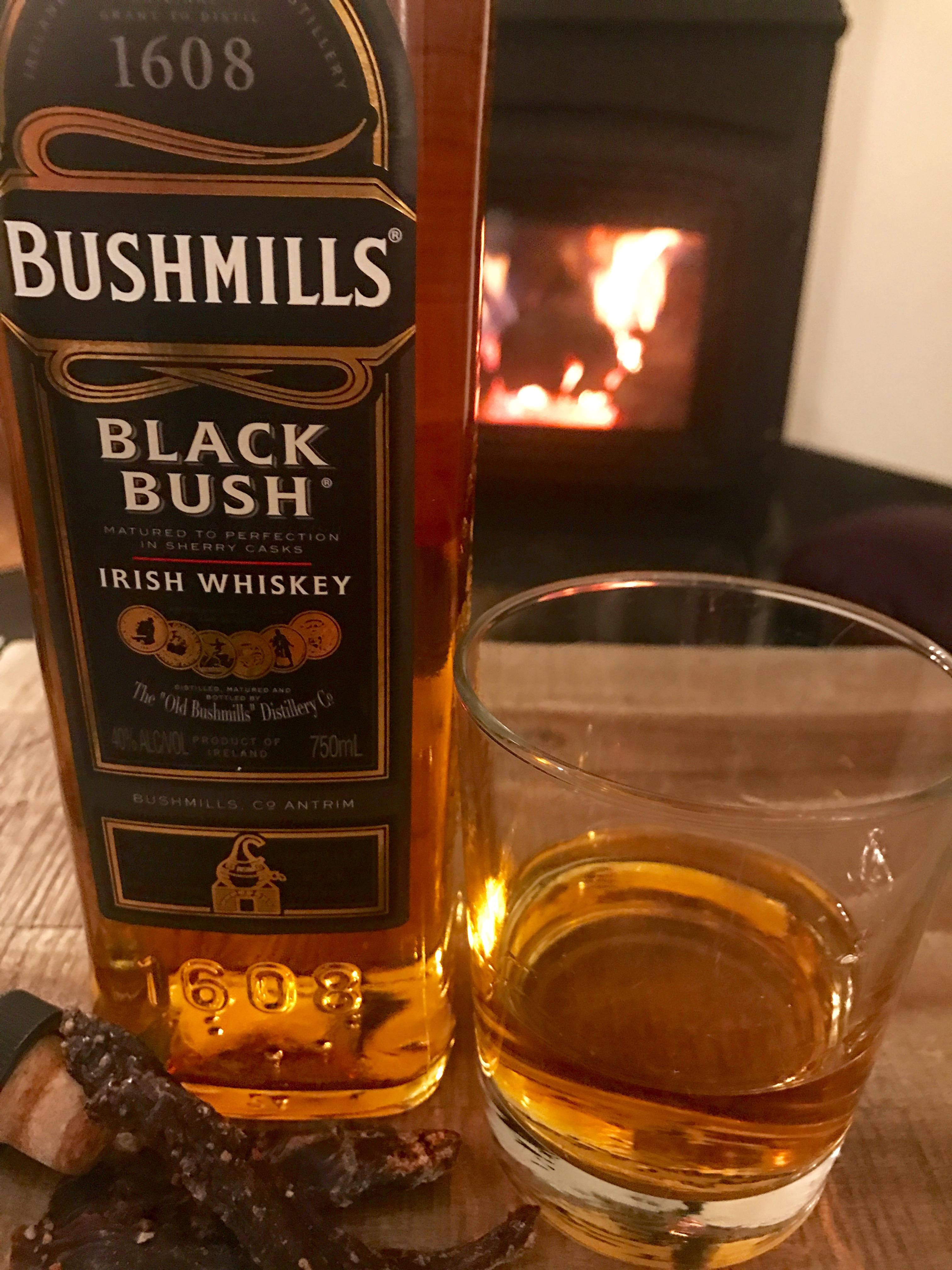 bushmills-whiskey-jerky-pairing-st.-patrick's-day