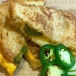 Gourmet Grilled Cheese, Jalapeño Grilled Cheese